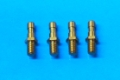 Set of 4 Graflex electrical pins