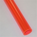 "1"" Thin Walled Enhanced Red™ PolyC 40"" long"