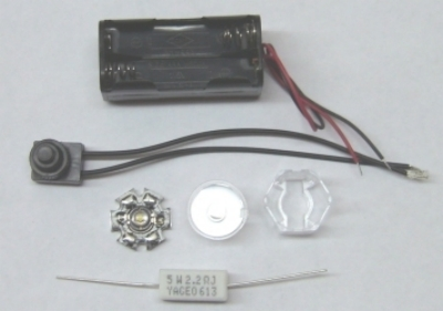 Build Your Own Seoul P4 Electronics Kit
