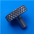 "8-32 x .3"" anodized thumb screw"