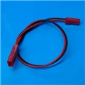 JST Extension Red/Black 24 AWG