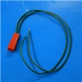 JST Female connector 26AWG Green