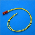 JST Male connector 26AWG Yellow
