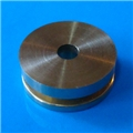 Machine metal Covertec button flat service
