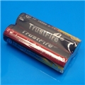 Canadian TrustFire Protected 3.7V 900mAh 14500 Lithium Battery (2-Pack)