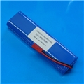 7.4v Li-ion 1600mAh 14500 Battery Pack