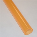 "1"" Thin Walled Enhanced Amber™ PolyC 40"" long"