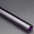 "1"" Thick walled Purple PolyC 40"" long - READ DESCRIPTION"