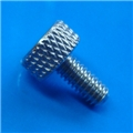 "8-32 x 3/8"" Stainless Steel thumb screw"