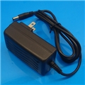 3.7V Li-ion smart charger with 2.1mm plug