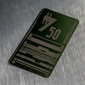 $50 Gift Certificate - Physical Card