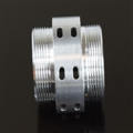 DM1 adjustable vented coupler