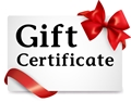 $25 Gift Certificate - Email Delivery