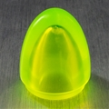 "Photon Green™ Parabolic 1"" thin walled Neopixel blade tip"