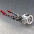 Royal Blue/Green/Red Cree Star LED & MHSV1 Heatsink Module