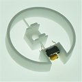 MHS V1 screw switch ring + switch combo for 8-32 screw
