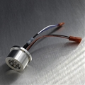 Red/Red/White Cree Star LED & MHSV1 Heatsink Module