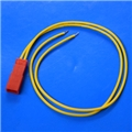 JST Female connector 26AWG Yellow