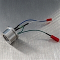 Blue/Blue/White Cree Star LED & MHSV1 Heatsink Module for use with NBv4 Assembly