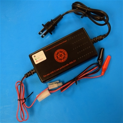 3.7V-14.8V 1Amp Li-Ion Smart charger