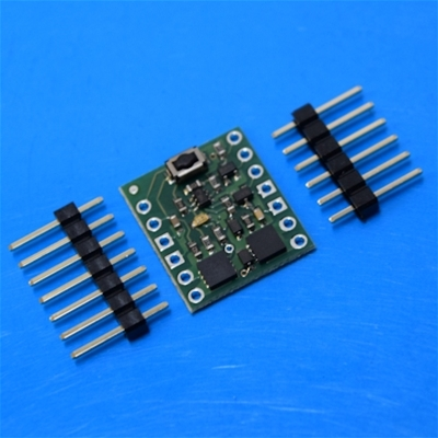 Momentary to latching converter 2.2 to 16V